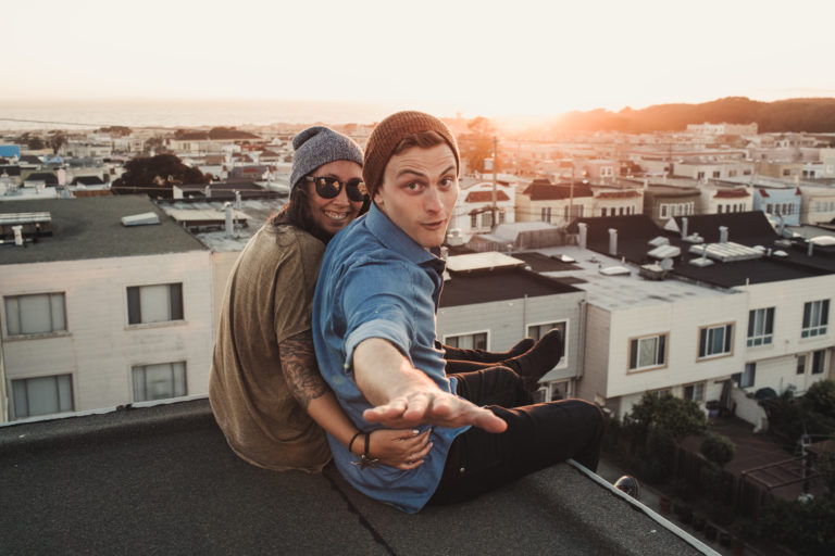 Sera & Chris San Francisco Engagement