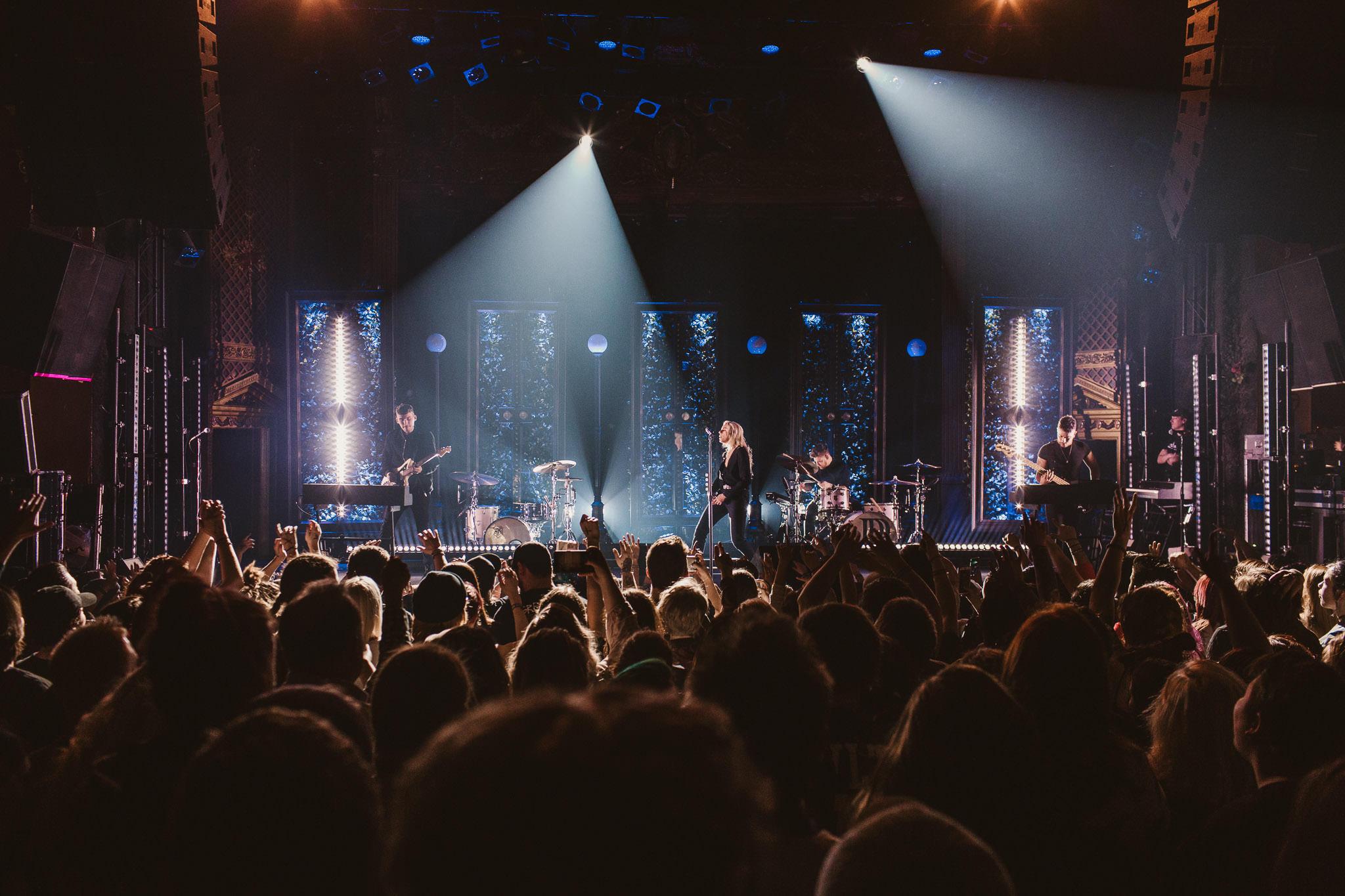 concert photography lighting
