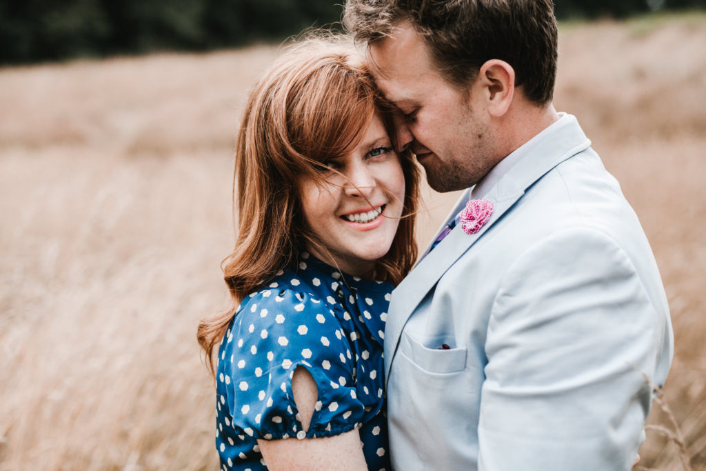 Lauren & Alex Pacific Northwest Engagement