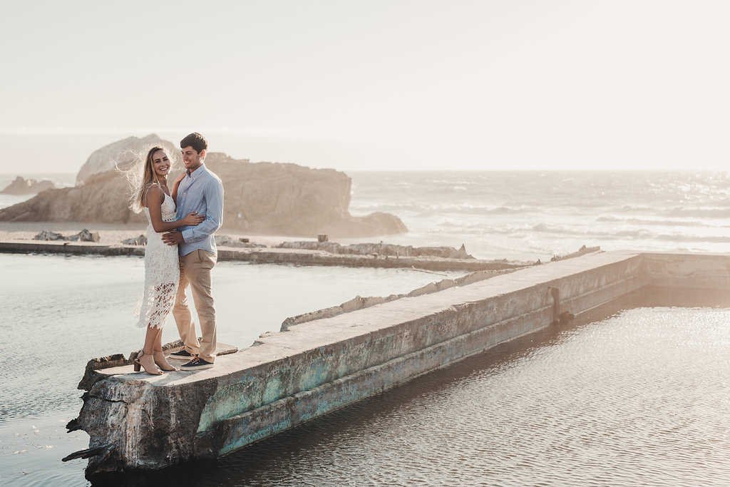 Katie & Jack San Francisco Lands End Engagement