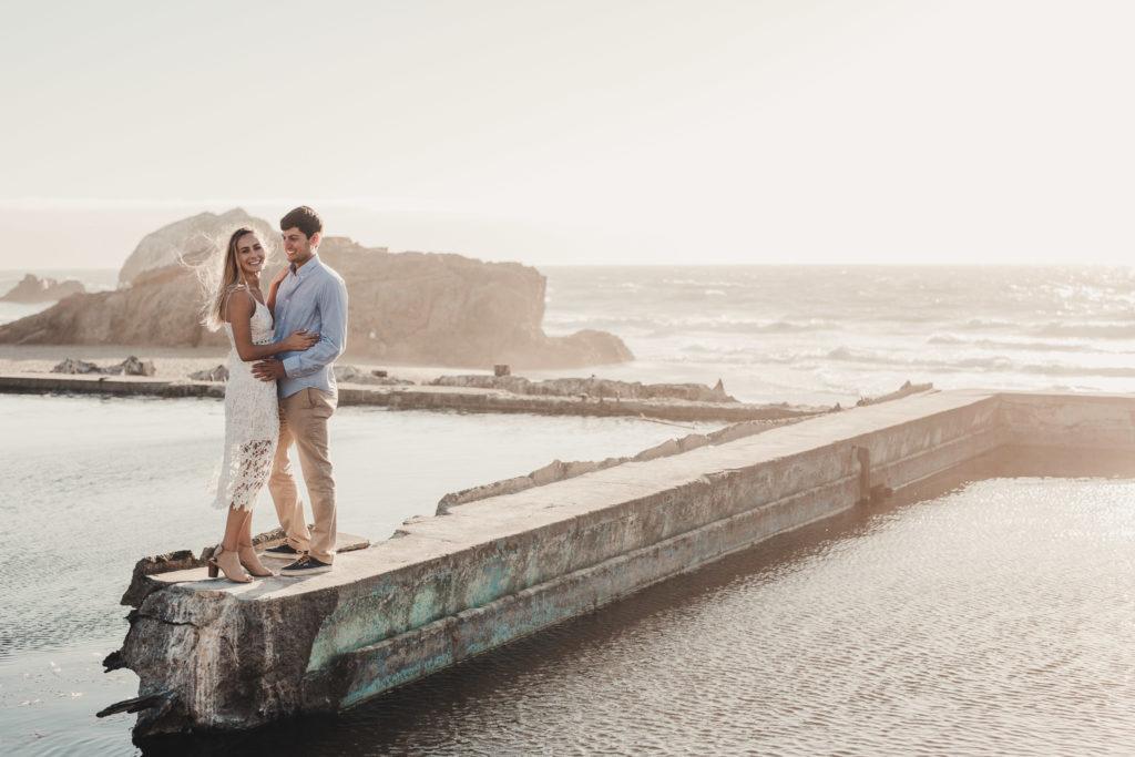 Katie & Jack San Francisco Engagement