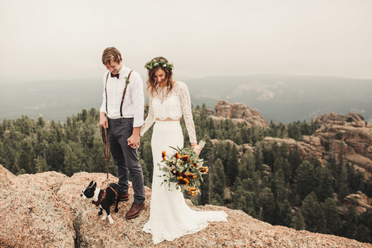 Laci & Chris Colorado Elopement