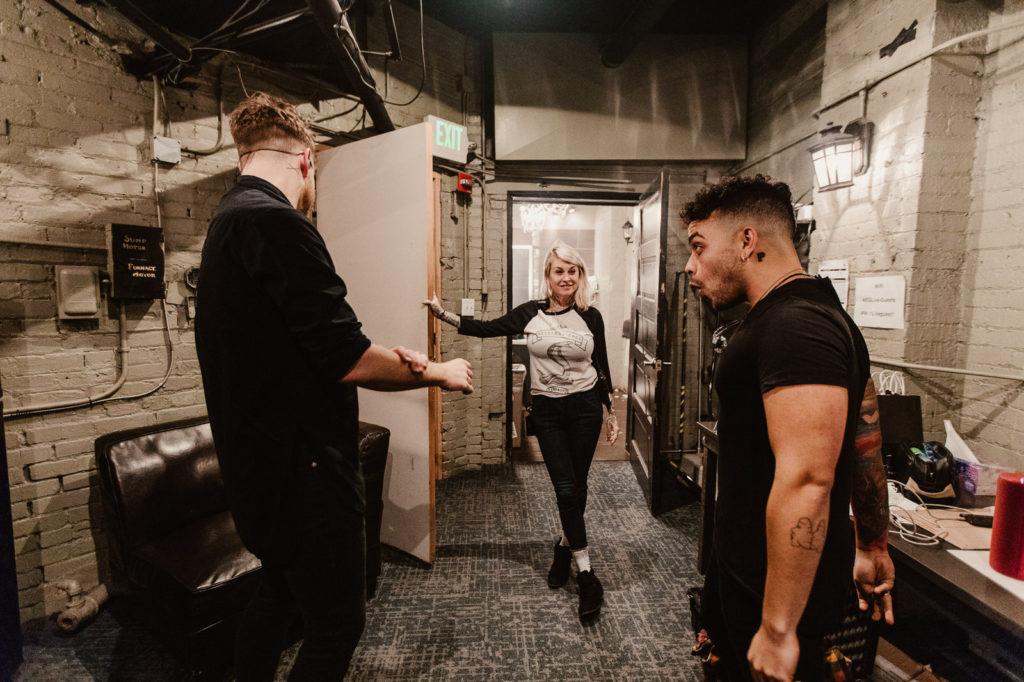 PVRIS Winter Tour 2018 by Kelly Mason