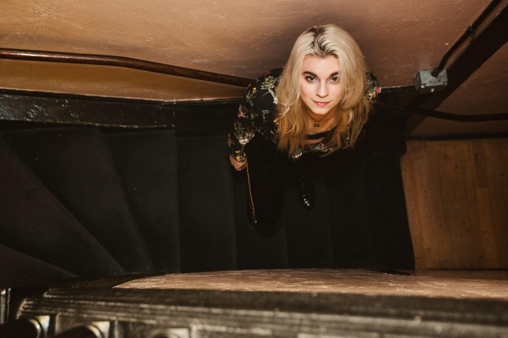 Lynn Gunn of PVRIS by Kelly Mason