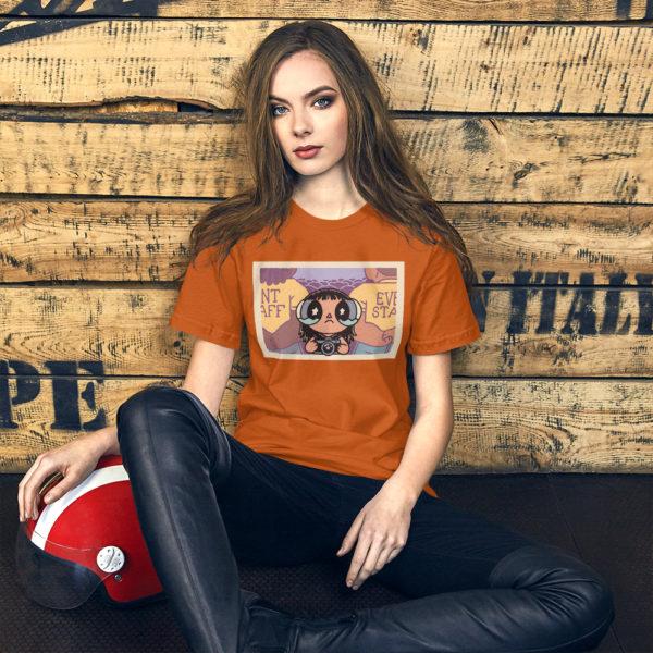 Photopuff Graphic T-shirt